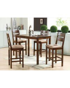 TABLE HAUT+ 4 CHAISES
